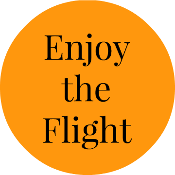 Enjoy the flight
