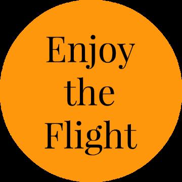 Enjoy the flight