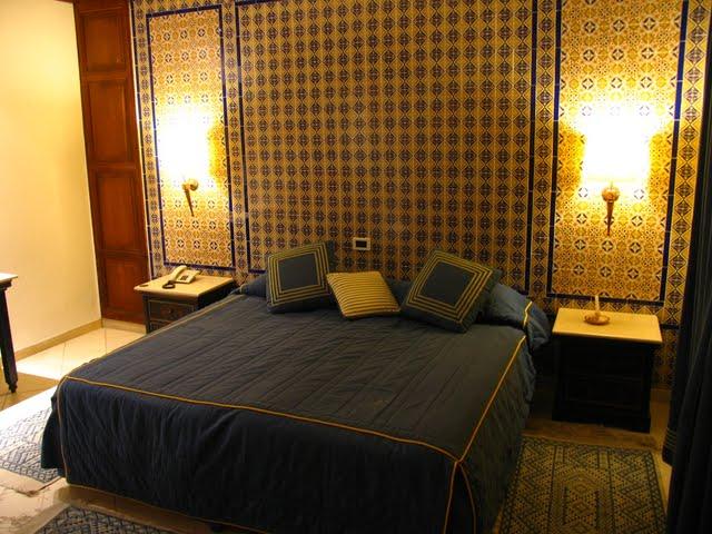 Kairouan, hotel