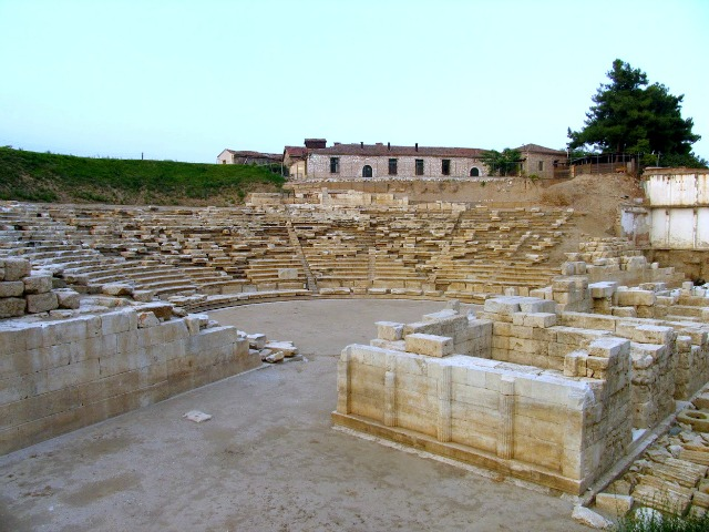 Larisa ancient theater