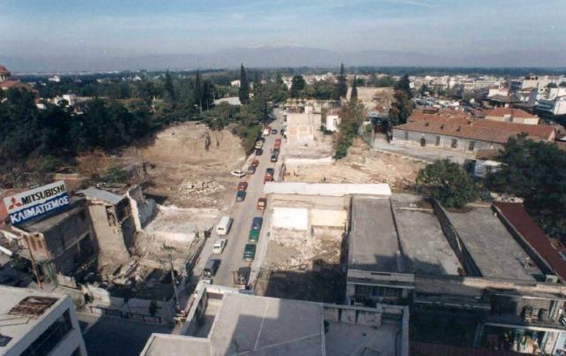 Larisa ancient theater