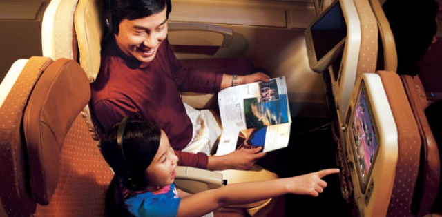 In flight entertainment system