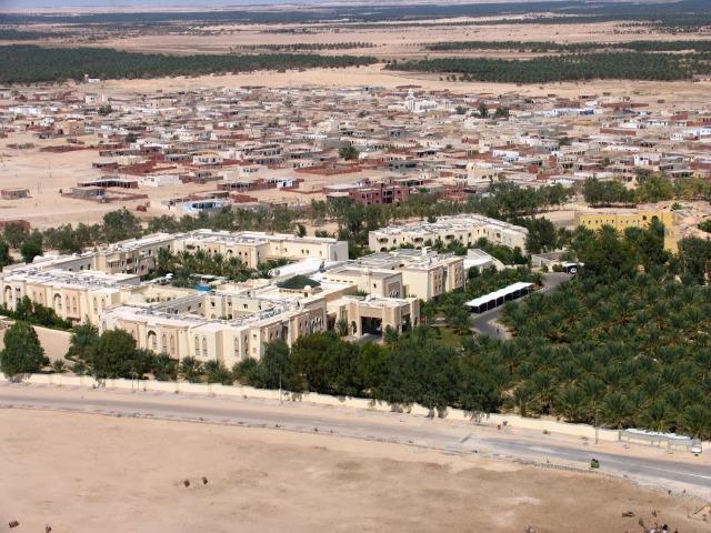 El Mouradi hotel, Douz