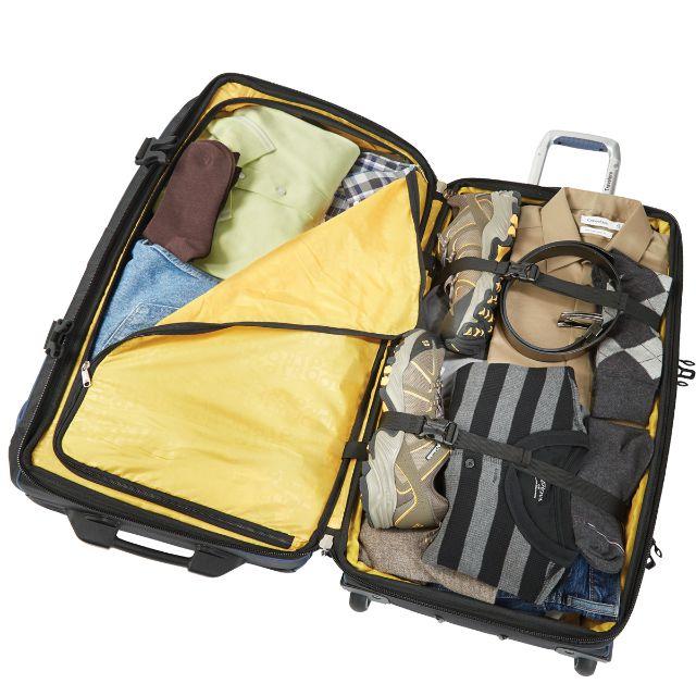 luggage, interior