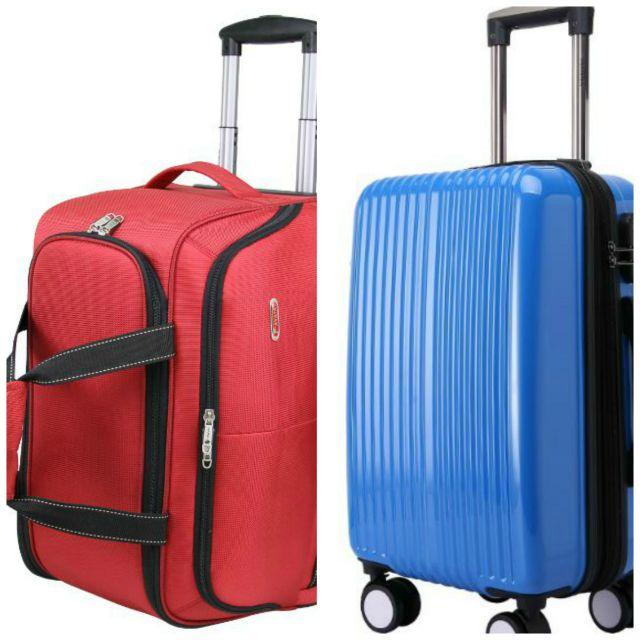 softhard luggage