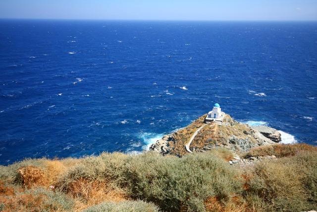 Eptamartyres, Sifnos