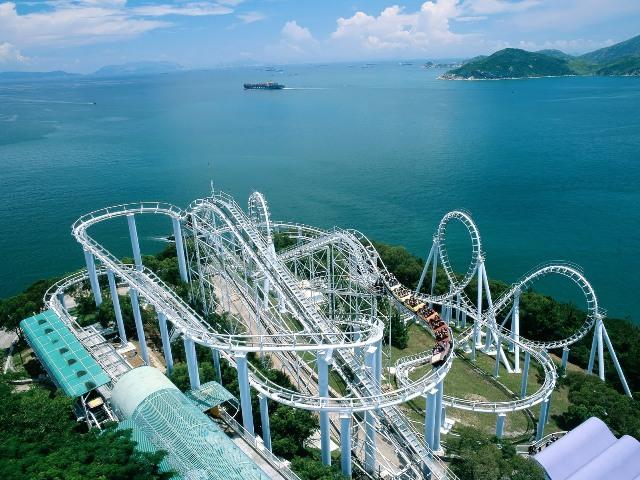 Ocean park, China