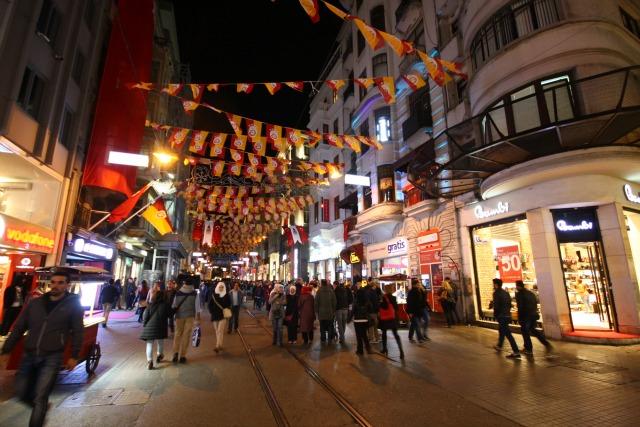 Istikla street