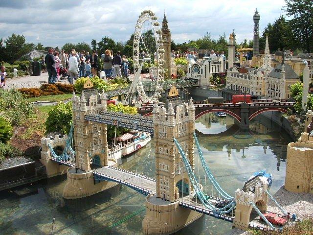 Legoland, England
