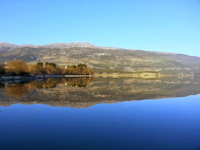 Ioannina lake