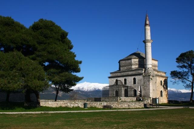 Fetiche mosque