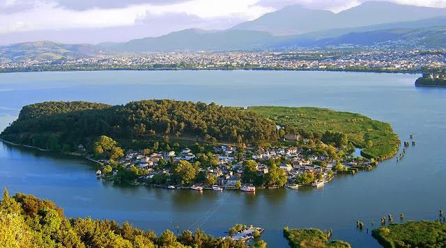 Island of Ioannina