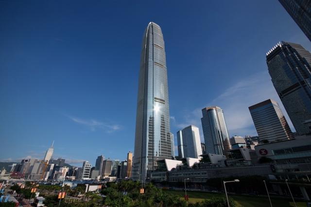 International commerce center Hong kong