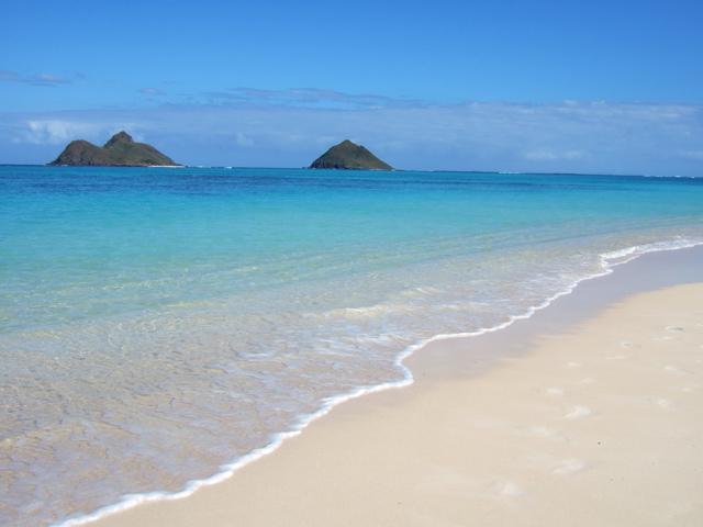 LaniKai Beach, Χαβάη