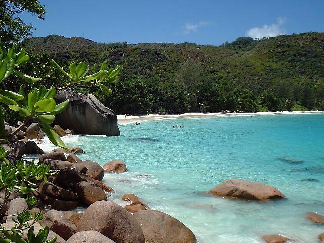 Anse Lazio, Praslin Island, Σεϋχέλλες