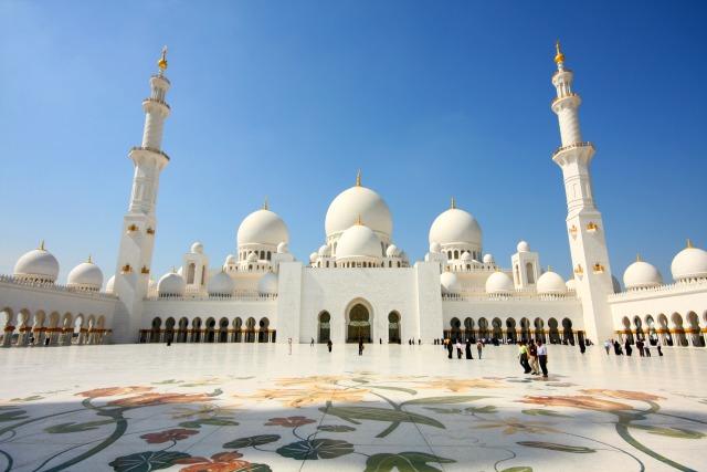 Μεγάλο τζαμί του Σεΐχη Ζαϊντ