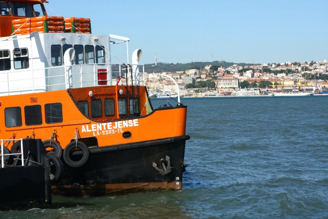 Lisavona ferry