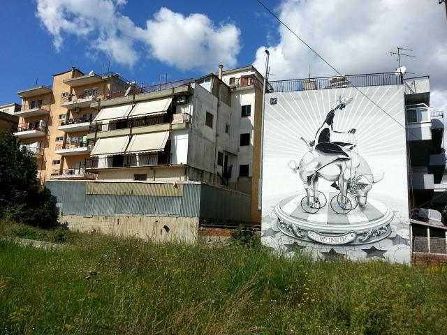 Graffiti - Ioannina