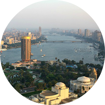 thea apo Cairo tower