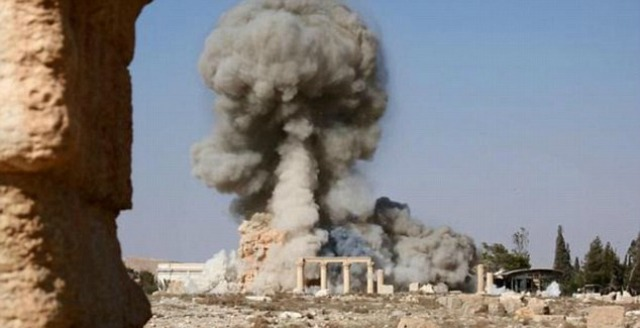 Palmyra bombing